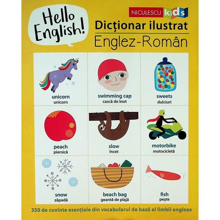 Hello English! Dictionar...
