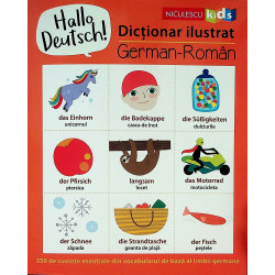 Hallo Deutsch! Dictionar...