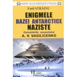 Enigmele bazei antarctice naziste. Cercetarile savantului A.V. Vasilicenko