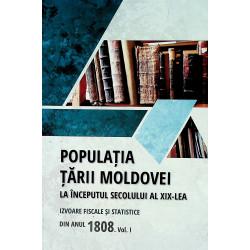 Populatia Tarii Moldovei la...