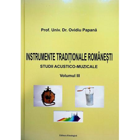 Instrumente tradionale...