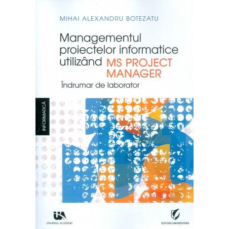 Managementul proiectelor...