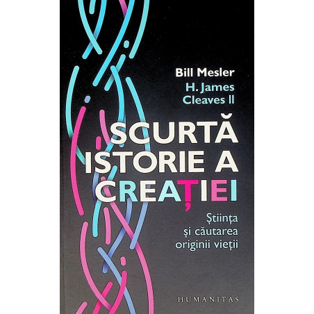 Scurta istorie a creatiei....
