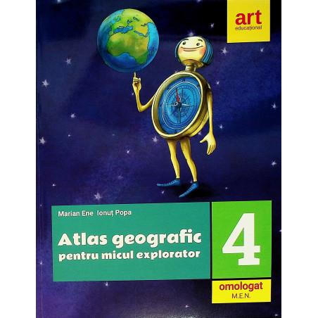 Atlas geografic pentru...