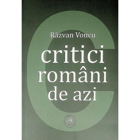 Criticii romani de azi