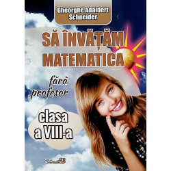 Sa invatam matematica fara...