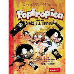 Poptropica, vol. IV -...