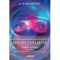 Isis dezvaluita, vol. II,...