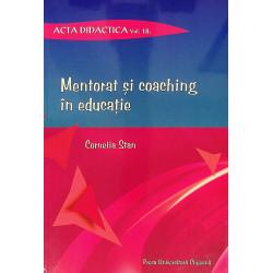 Mentorat si coaching in...