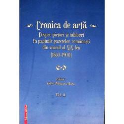 Cronica de arta, vol. II -...