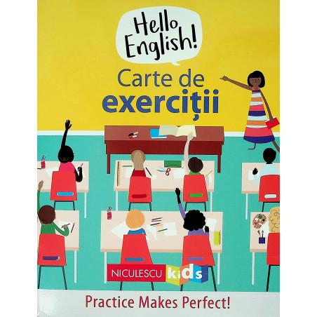 Hello English! Carte de...