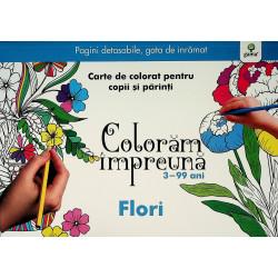 Flori - Coloram impreuna,...