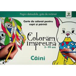 Caini - Coloram impreuna,...