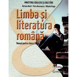 Limba si literatura romana, clasa a VIII-a