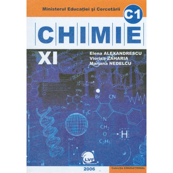 Chimie C1, clasa a XI-a