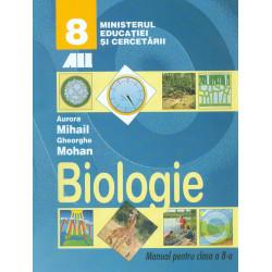 Biologie, clasa a VIII-a