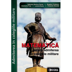 Matematica pentru admiterea...