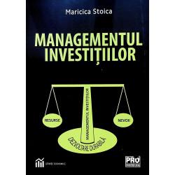 Managementul investitiilor