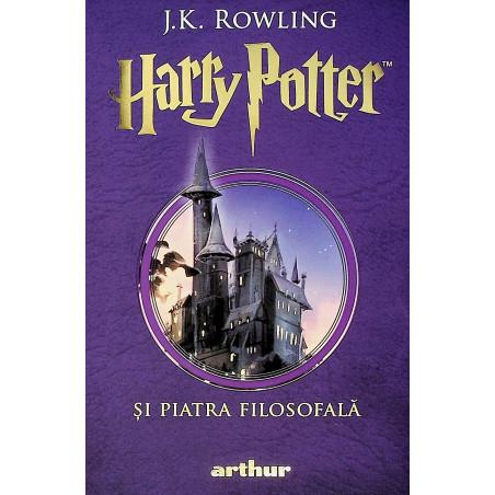 Harry Potter si piatra...