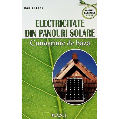 Electricitate din panouri...
