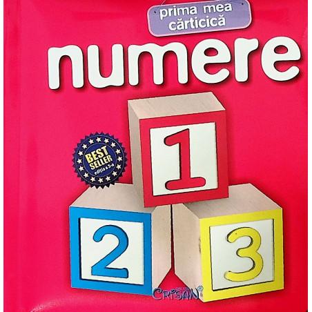 Numere - Prima mea cartica