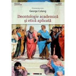 Deontologia academica si etica aplicata