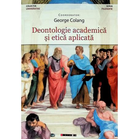 Deontologia academica si...