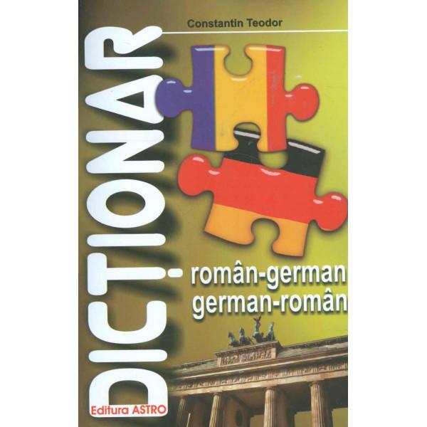 Dictionar roman-german dublu