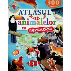 Atlasul animalelor cu...