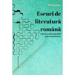 Eseuri de literatura romana...
