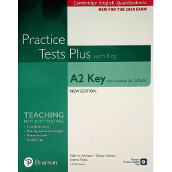 Practice Tests Plus with...
