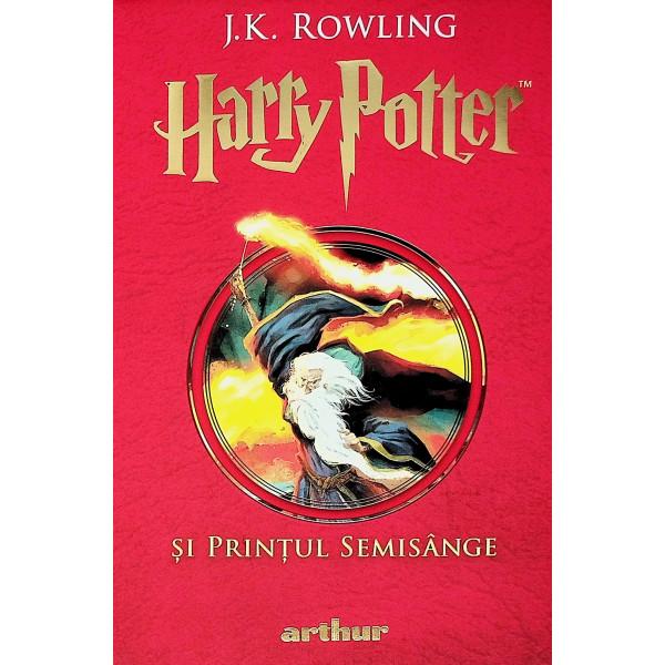 Harry Potter si printul semisange, vol. VI