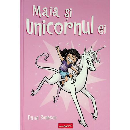 Maia si unicornul ei....