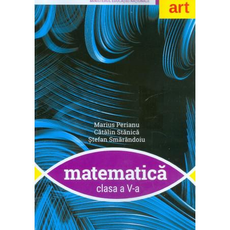 Matematica, clasa a V-a cu CD