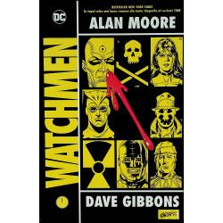 Watchmen. Grafic