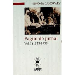 Pagini de jurnal, vol. I...