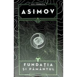 Fundatia si Pamantul, vol. V