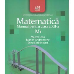 Matematica M1, clasa a XII-a