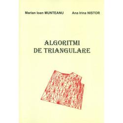 Algoritmi de triangulare