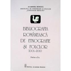 Bibliografia romaneasca de...