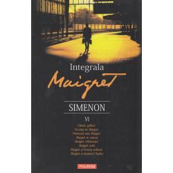 Integrala Maigret, vol. VI