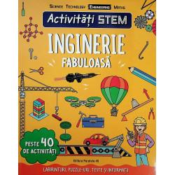 Activitati STEM - Inginerie...