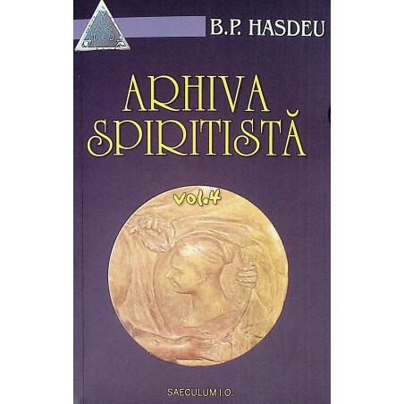 Arhiva spiritista, vol. IV