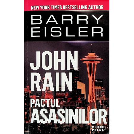 John Rain - Pactul asasinilor