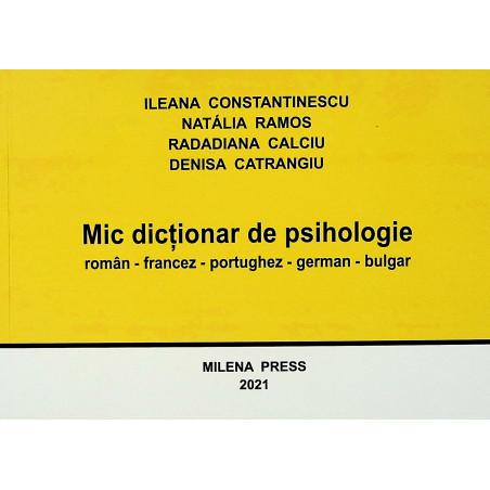 Mic dictionar de psihologie...