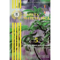 Gazeta matematica, Nr. 5/2021