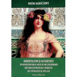 Orientalism si alteritate...
