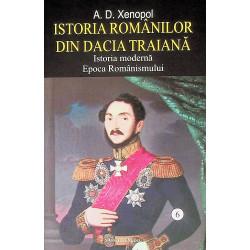 Istoria romanilor din Dacia...