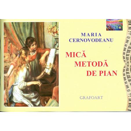 Mica Metoda de Pian. Editia...