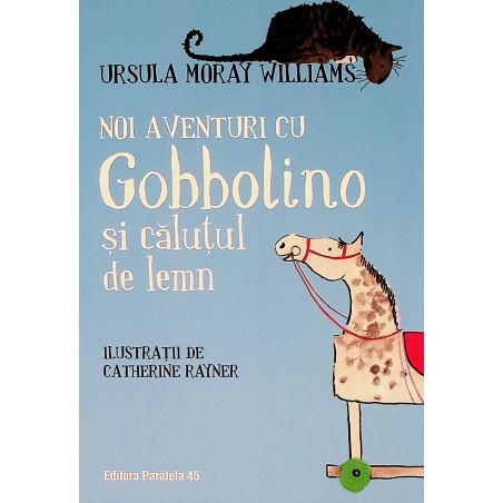 Noi aventuri cu Gobbolino...